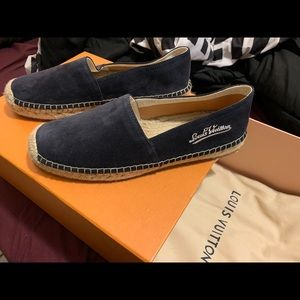Louis Vuitton shoes espadrille bidart